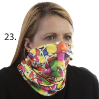 Face Mask Buff Face Covering-Golf Tee Time