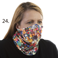 Face Mask Buff Face Covering-Candy