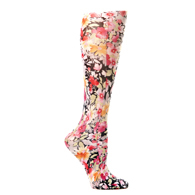 Womens Compression Sock-Raspberry Hill