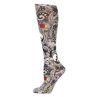 Womens Compression Sock-Skulldugary