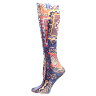 Womens Compression Sock-Pastel Marakesh