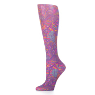 Womens Compression Sock-Blue Fantasea