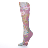Womens Compression Sock-Muted Violet Marona
