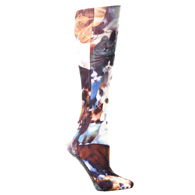 Womens Compression Sock-Kitty