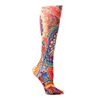 Womens Compression Sock-Austin Powers