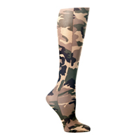 Womens Compression Sock-Camo