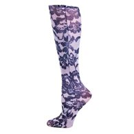 Womens Diabetic Crew Socks-One Size-Power Lace
