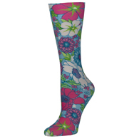 Diabetic Crew Socks-One Size-Lilly's Garden