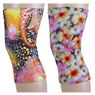Light/Moderate Knee Support Set-Multi Gogo & Daisies