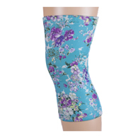 Womens Light/Moderate Knee Support-Turquoise Klara