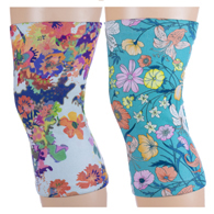 Light/Moderate Knee Support Set-Fancy Watercolors & Lilies