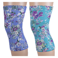 Light/Moderate Knee Support Set-Turquoise Klara & Purple Klara
