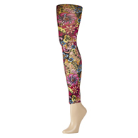 Womens Leggings-Bright Majik