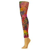 Womens Leggings-Multi Gogo