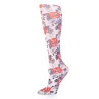Trouser Sock-Knock Out Roses