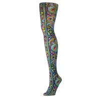 Womens Tights-Bright Versache